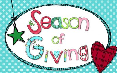 Tis' the Season for Giving!